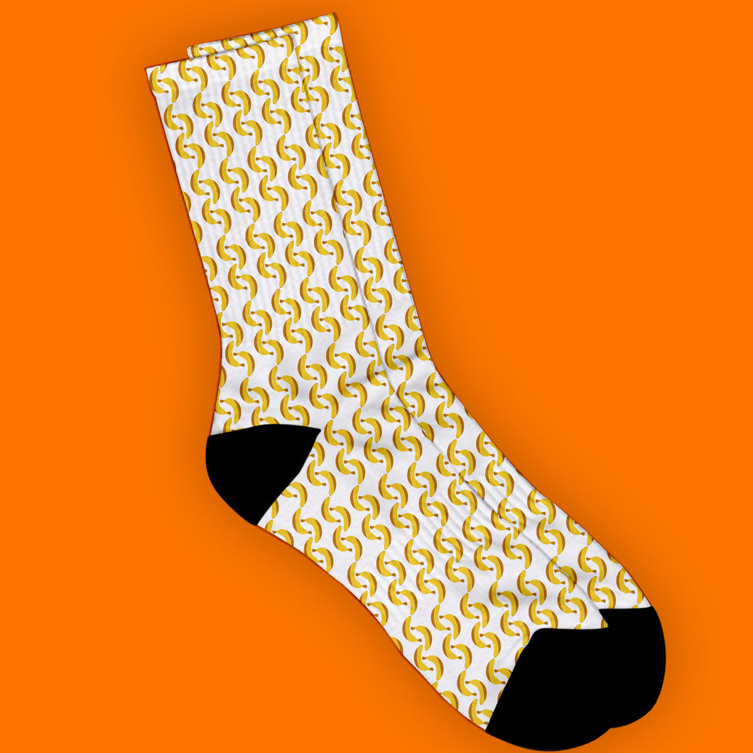 Banana Kiss Socks