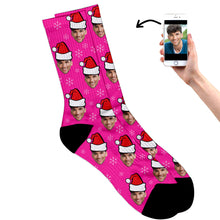Personalised Christmas Socks - Santa Me Socks