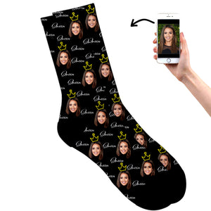 Socks For A Queen
