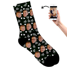 Fathers Day Socks - I Love You Daddy