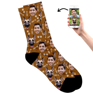 Socks From Dog