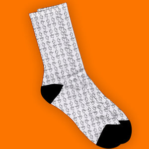 Space Man Socks
