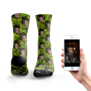 Marijuana Bud Socks