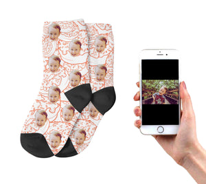 Kids Donut Socks