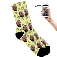 Cheesy Feet Socks