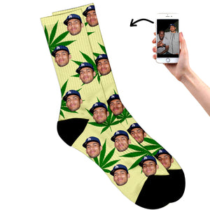 Personalised Huf Socks