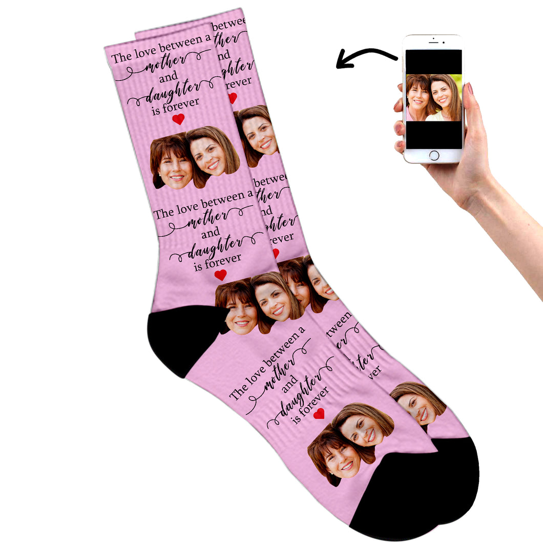 Mother Daughter Socks
