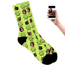 Crazy Cat Lady Socks