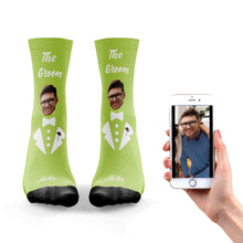 The Groom Socks