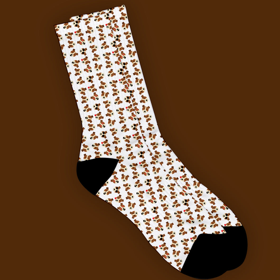 Cute Doggy Socks