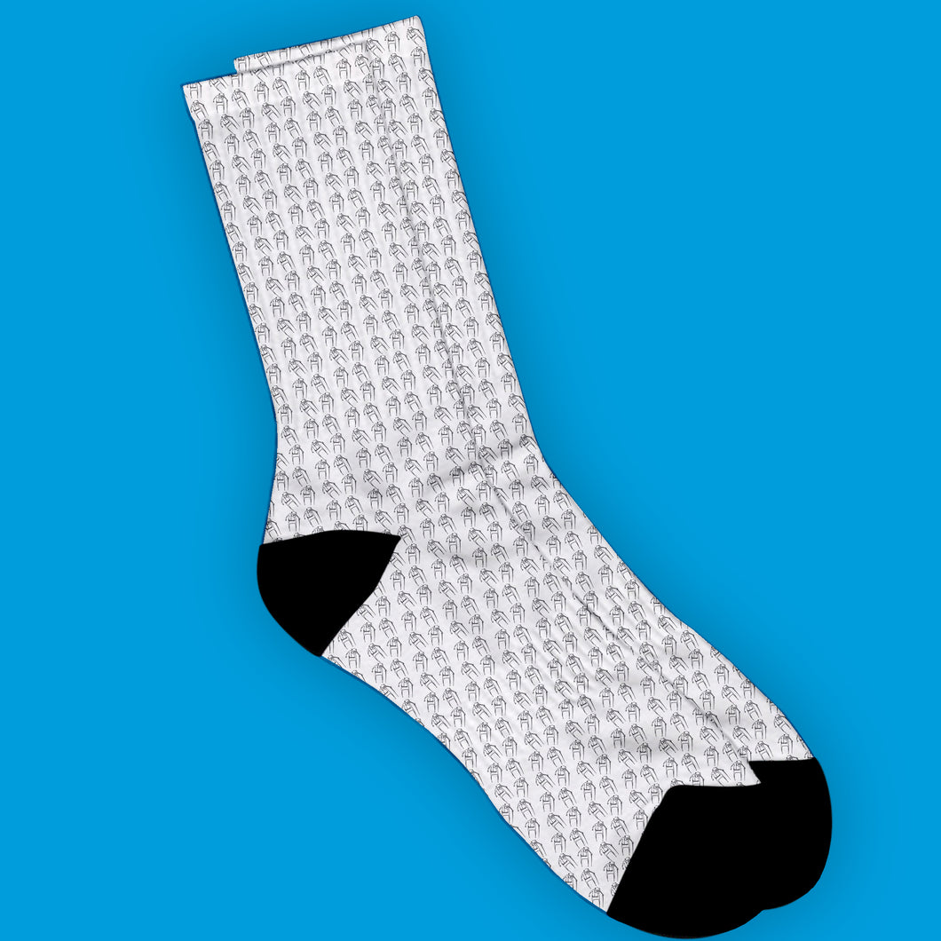 Old Guy Socks