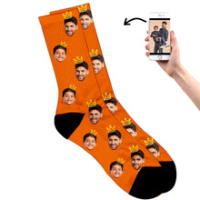 King and Prince Socks