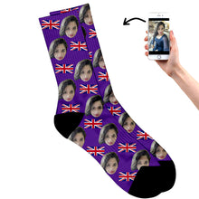 British Face Socks