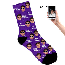 Like A Boss Socks