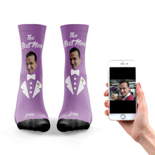 The Best Man Socks