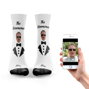 The Groomsmen Socks