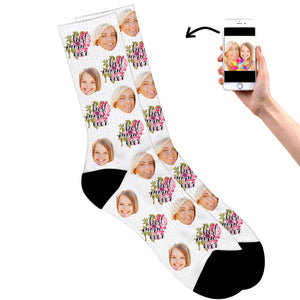 Best Mom Ever Socks