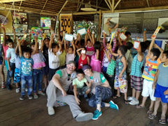 Reaching out to the Amazon Communities