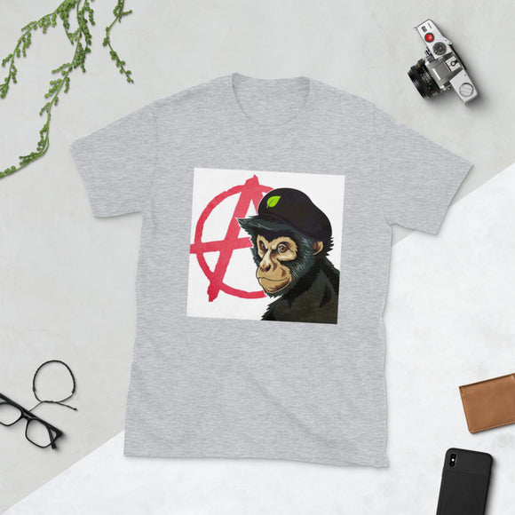 Spider Monkeys Conservation - Unisex T-Shirt
