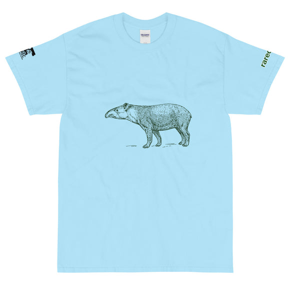 Maruja the tapir Unisex T-Shirt - Pastel colors