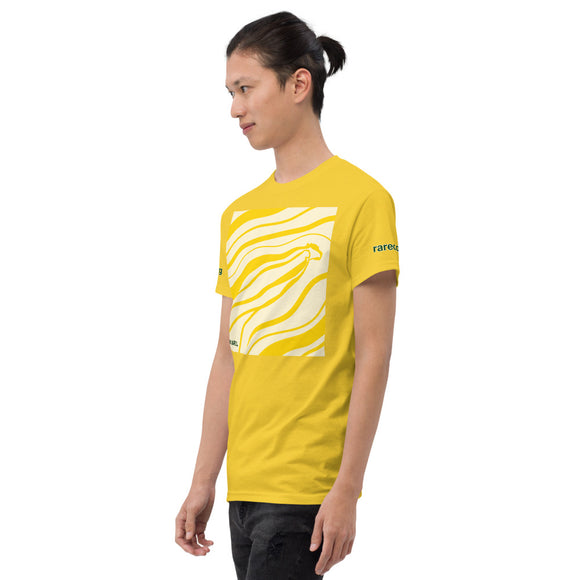 RAREC Yellow Logo Unisex T-Shirt