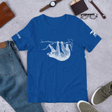 Sloths Conservation Unisex T-Shirt - Multiple colors