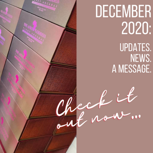 """Ships and Shifts"" December 2020: Afro Goddess Connection Updates. News. And a Special Message from Drea."