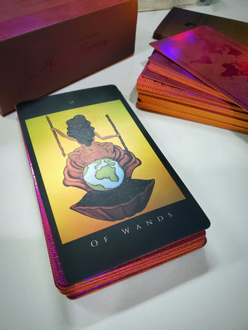 II of Wands, AGTA Special Edition