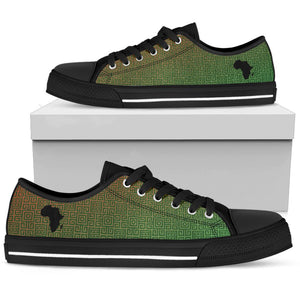 AfroG Classic Low Tops