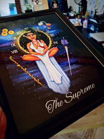 The Supreme Special Collector's Print