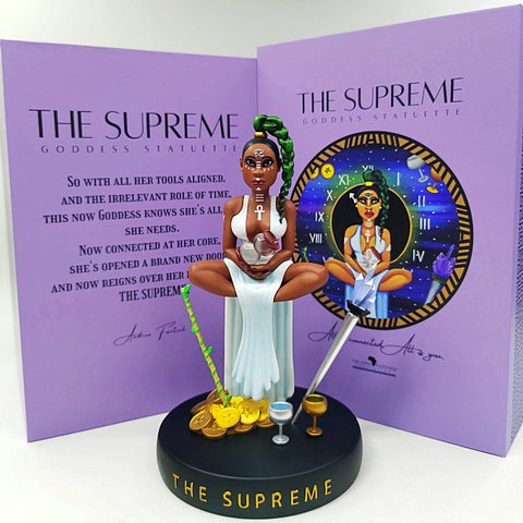 The Supreme Goddess Statuette (Limited Collection)