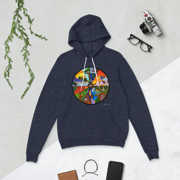 Real Houses of Astrology Hoodie UNISEX
