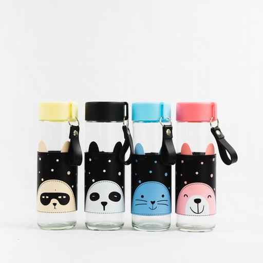 Night Animal Water Bottle
