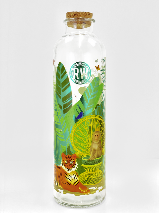 Jungle Glass Wishing Bottle