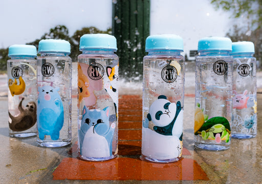Squishy Animals Series Plastic Bottle
