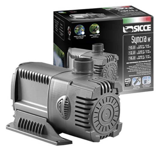 SICCE Recirculation Pump (High Flow Syncra HF 12 / 12500L/Hr)