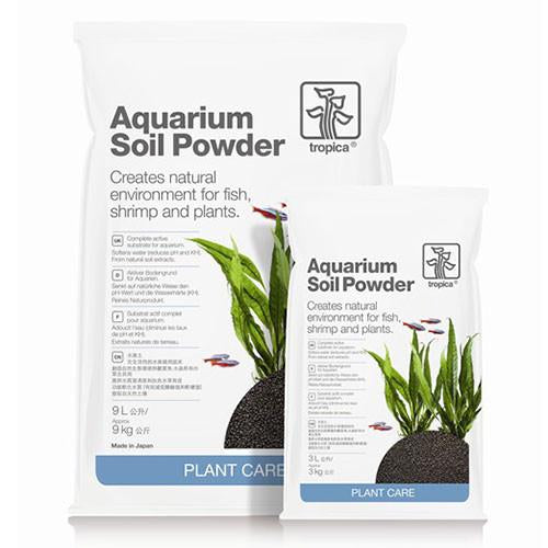 Tropica Aquarium Soil Powder (3L)