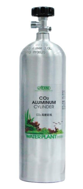 ISTA CO2 Aluminium Cylinder (3L / Side)