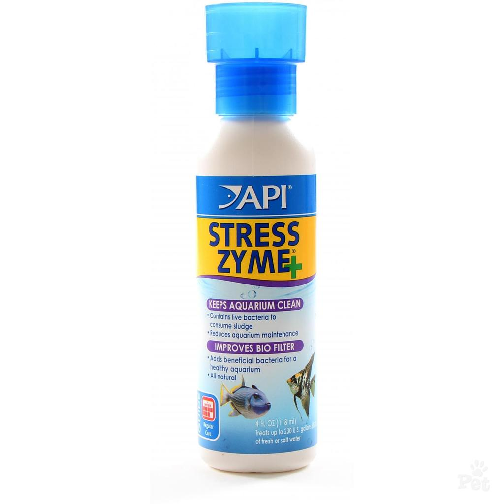 API Stress Zyme (118ml)