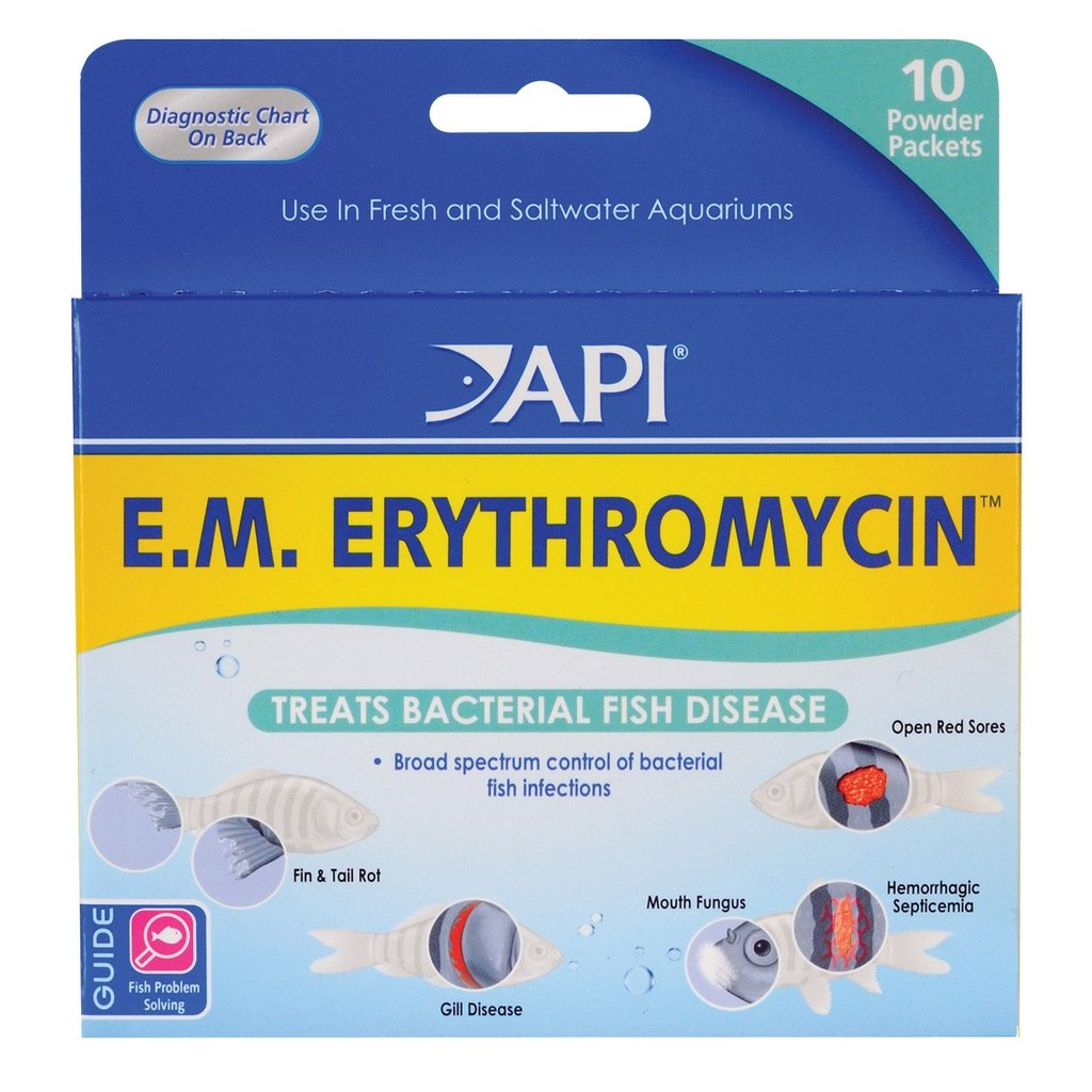 API E.M. Erythromycin Powder (For 378L)