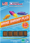OCEAN NUTRITION Frozen Brine Shrimp Plus (20 Cubes)