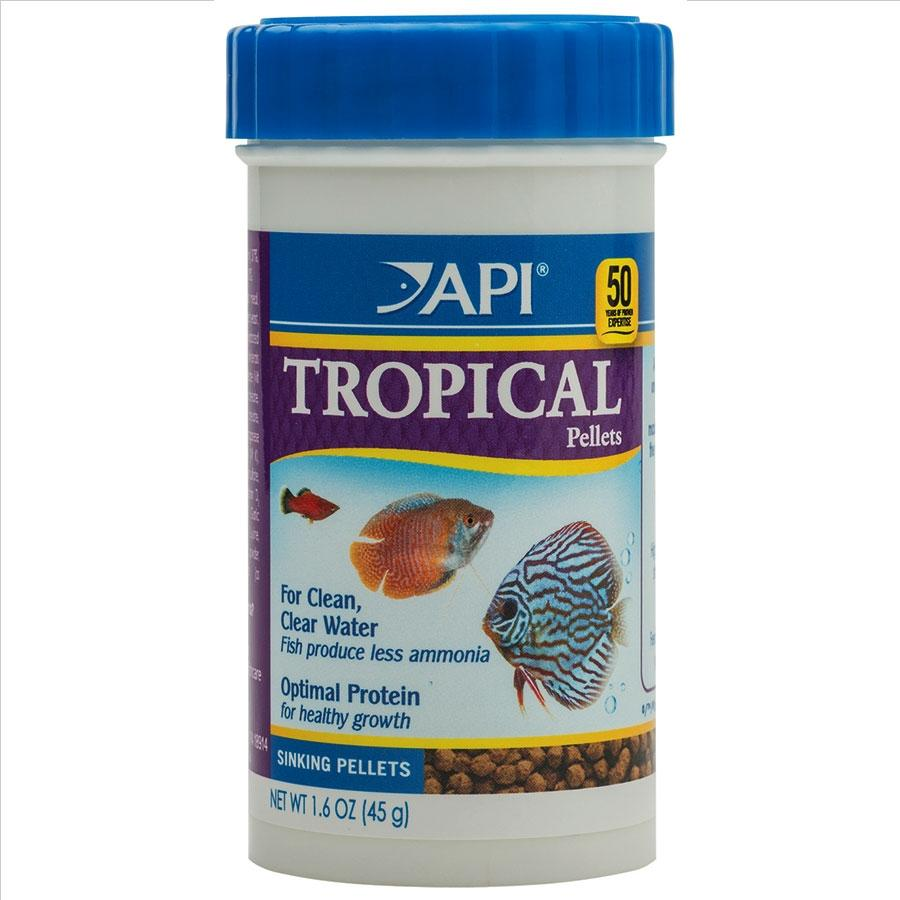 API Tropical Pellets (4.2oz)