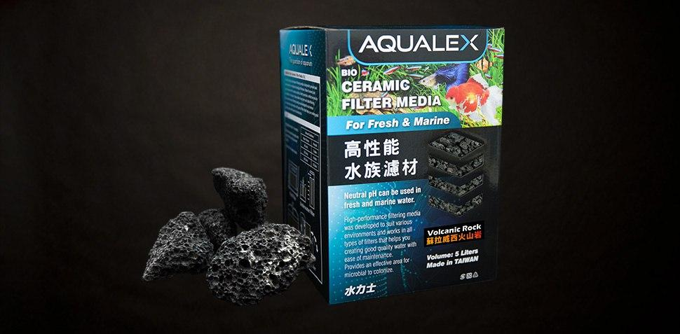 AQUALEX VOLCANIC FINE SUBSTRATE