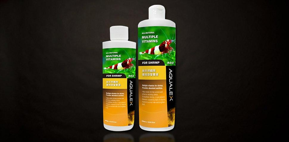AQUALEX VITAMINS FOR SHRIMP