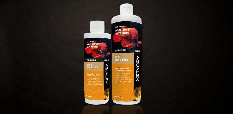 AQUALEX VITAMINS FOR FISH