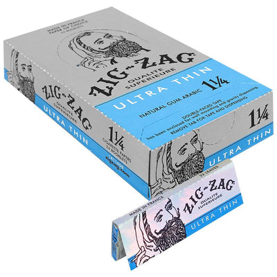 "Zig-Zag-Ultra-Thin-1-1/4""-Size-Rolling-Paper"