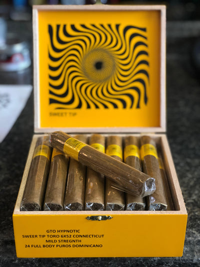 GTO Hypnotic | Sweet Tip Toro Connecticut