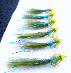 TS BLUE TRENCHES DAMSEL x6