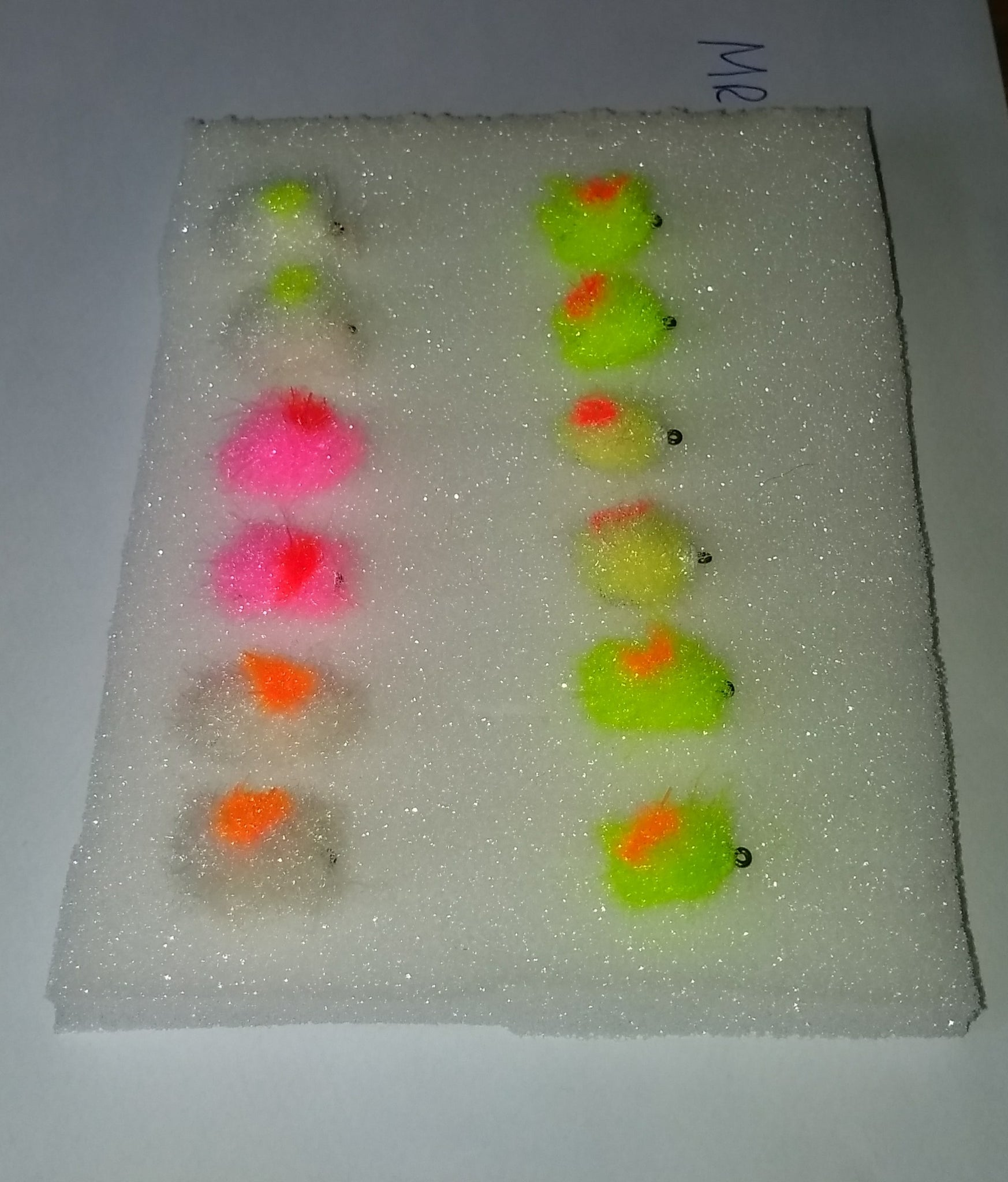DAPHNIA BLOB SELECTION