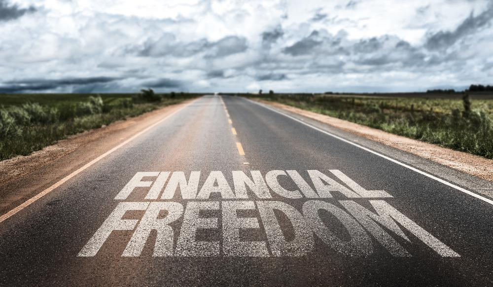 The starting steps on the pathway to Financial Freedom